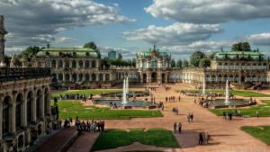 Дрезденский архитектурный комплекс Цвингер